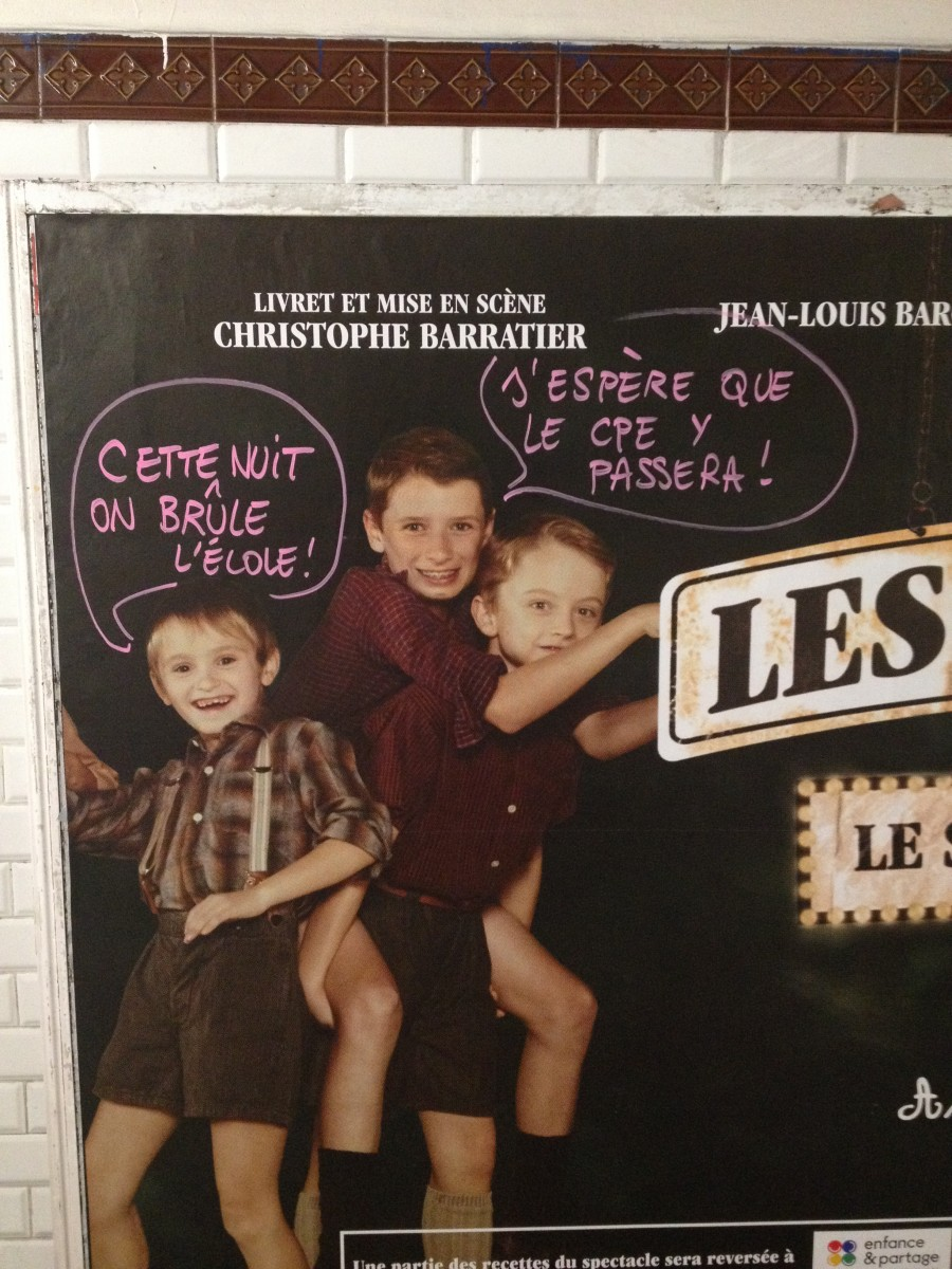 les choristes — The Cheapest University