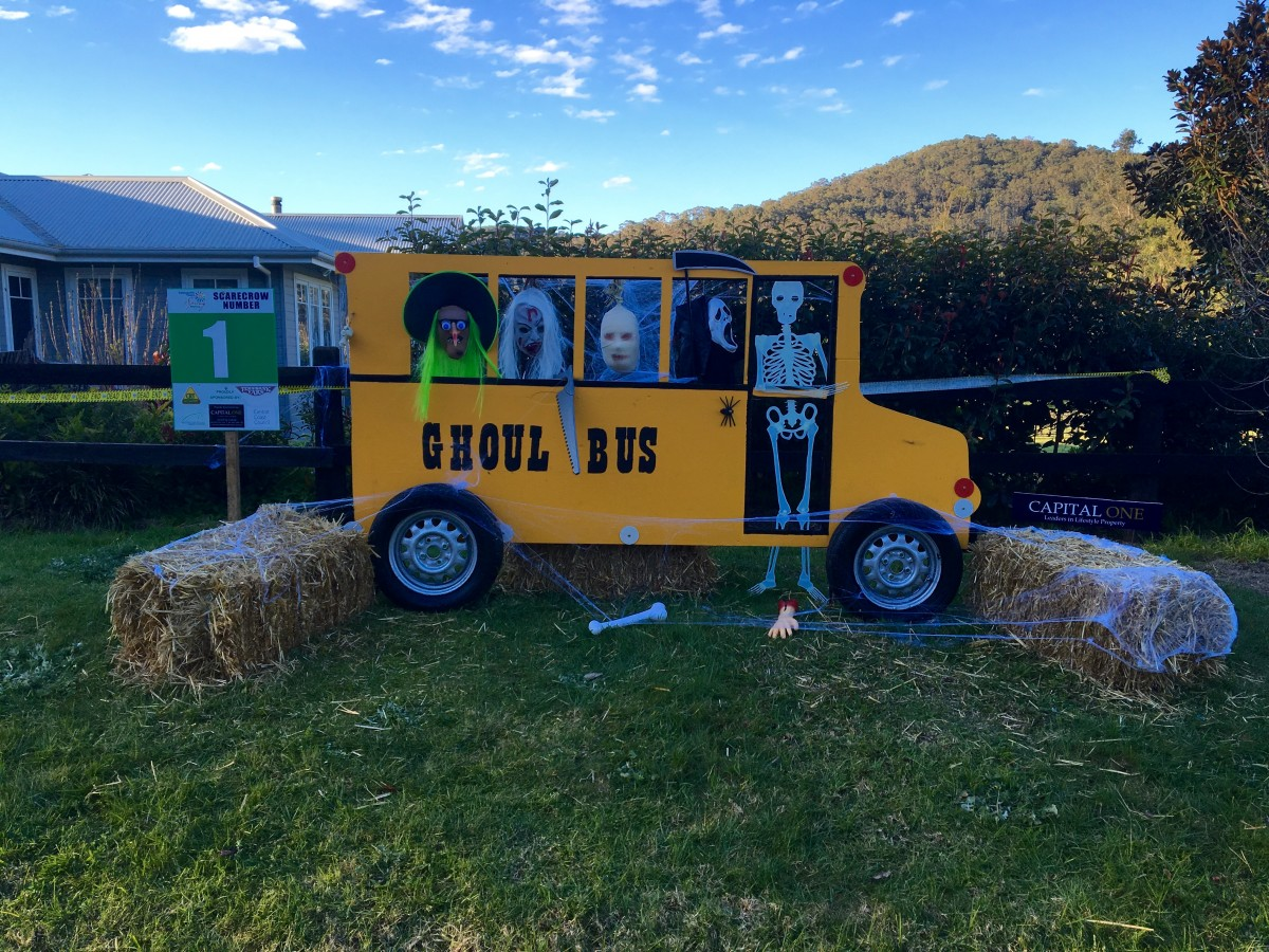 ghoul bus — The Cheapest University