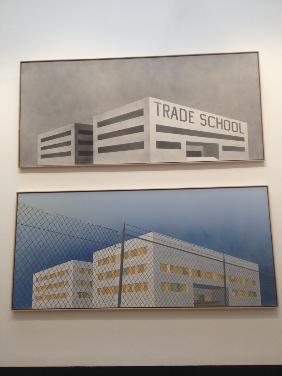 ed ruscha — The Cheapest University
