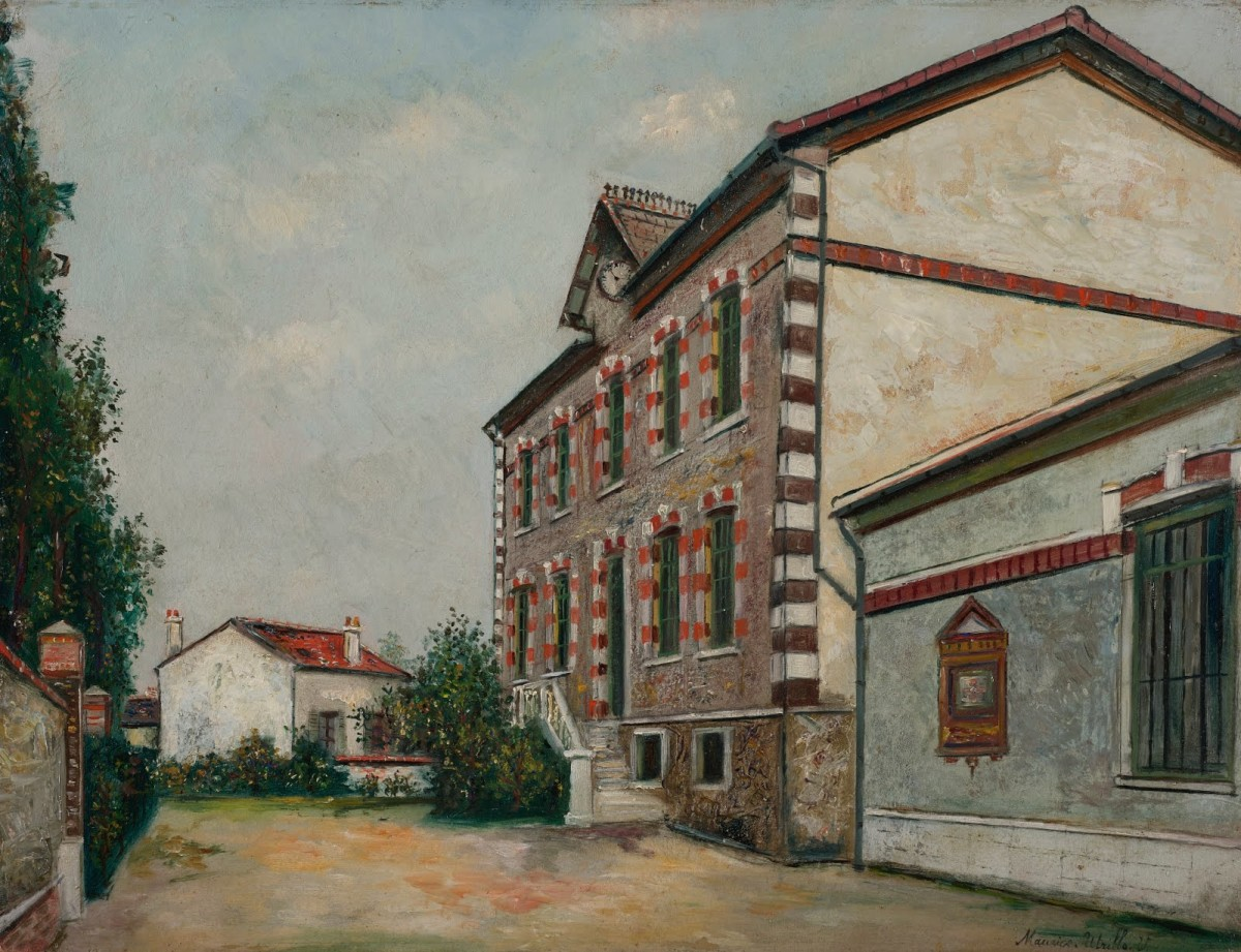 utrillo — The Cheapest University
